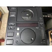 Tornamesa Profesional De Cds Pioneer Cdj 500 2 Limited