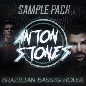 Sample Pack Br Bass E G-house Anton Stones