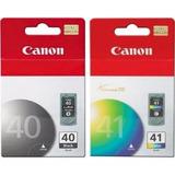 Tinta Canon 40, 41 Originales