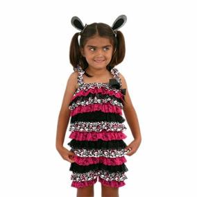 Jumper Short Conjunto Niña Disfraz Halloween Envio Gratis