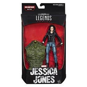 Marvel Knights Jessica Jones Figura 6 Pulgadas