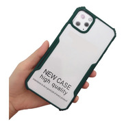 Funda Anti Caida Uso Rudo Invisible iPhone 12 Pro Max