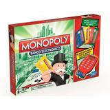 Monopoly Banco Electronico 16001