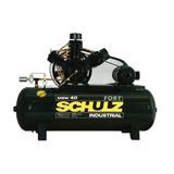 Compressor De Ar 40 Pes 425 Litros Trifásico Msw 40 Schulz