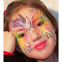 Maquillaje Artistico Infantil Y Adultos A Domicilio/salon