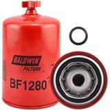 Filtro Baldwin Bf1280 Combustible Roscado Freightliner