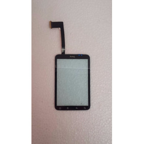 Touch Screen Negro Htc Wildfire S A510e G13 Pg76110