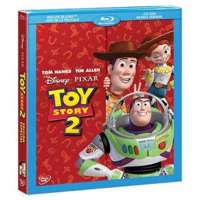 Br - Toy Story 2 Br + Dvd + Cd Trihíbrido