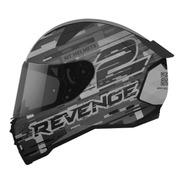 Capacete Mt Helmets Revenge 2 Lançamento + Nfe Várias Cores