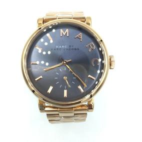 Reloj Michel Kors Mk-3490 Dorado Envi Gratis Original