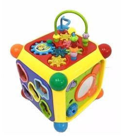 Cubo Didactico Bebe