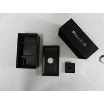 Caja Para Iphone 3gs 8gb Incluyo Transmisor