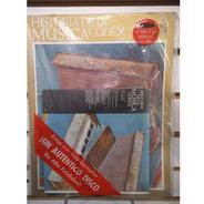 Historia De La Musica Codex 81 Fasiculo Y Disco Lp Acetato