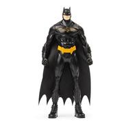 Boneco Batman Roupa Preta 15cm - Dc Comics - Spin Master