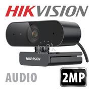 Camara Web Hikvision  2mp 1080p Full Hd Con Microfono Usb