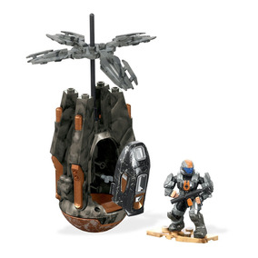Enigma777 Halo Fdy37 Operation Throne Drop Pod Envío Gratis