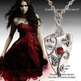 Collar Diario Vampiro Bonnie Bennet Igo Vampire Diaries