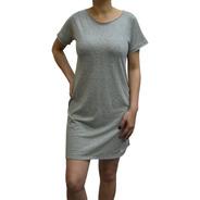 Vestido T-shirt Mujer
