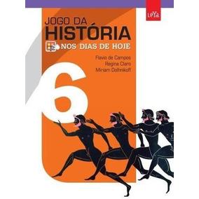 Nos Dias De Hoje - Jogo Da Historia - 6º Ano - Ensino Fundam