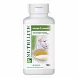 Complejo Acidos Grasos Omega 3 Nutrilite 90 Capsulas
