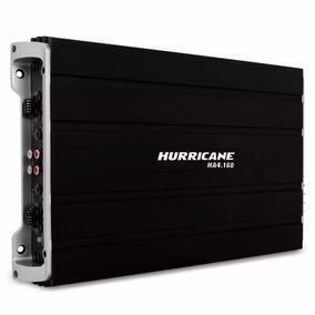 Modulo Amplificador Hurricane Ha4.160 1 2 3 4 Canais Ab