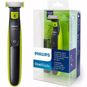 Barbeador Philips Oneblade Com 2 Pentes Qp2521/10