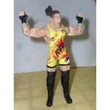 Rob Van Dam Jakks Excelente ! Wcw Wwe Tna Raw Smackdown Ecw