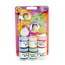 Tinta Facial Para Crianças - Maquiagem Artistica