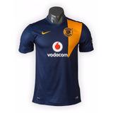 Jersey Kaizer Chiefs Sudáfrica Visita Temporada 2014-15 Nike