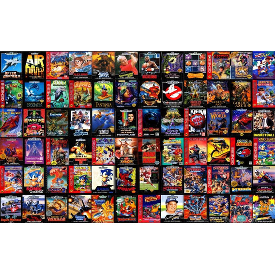 Juegos De Sega Para Pc + Emulador Descarga Digital