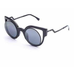 219e26f92dc5d Oculos De Sol Réplica Primeira Linha Fendi - Óculos, Usado no ...