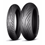 Par Pneu 120/70-17 E 180/55-17 Powe 3 Super Duke - Michelin