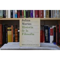 Historia De La Filosofía - Julián Marías [coyote]