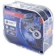 Lâmpada H4 Osram Luz Farol Efeito Xenon Cool Blue Intense