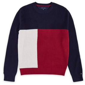 Sweater Colton C Block Hombre Tommy Hilfiger To303