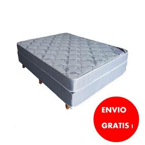 Colchon Y Box Sutil Super 24 80 X 190 - Envio Gratis