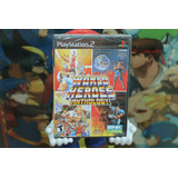 World Heroes Anthology Para Playstation 2. Nuevo. Snk