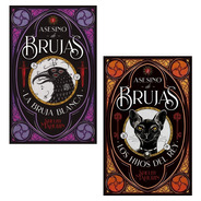 Pack Asesino De Brujas 1 Y 2 - Shelby Mahurin