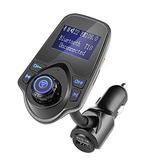 Tnp Transmisor Fm Bluetooth In-car Radio Aux + Usb Car...