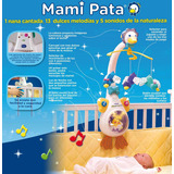 Juguete Musical Proyector Vtech Mami Pata Primera Infancia