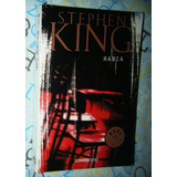 Libro Físico Rabia De Stephen King + Envío Gratis