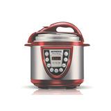 Panela Elétrica De Pressão Mondial Pratic Cook 5l Pe-12