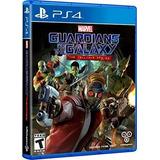 Guardianes De La Galaxia Ps4 Juego Físico Nuevo Original