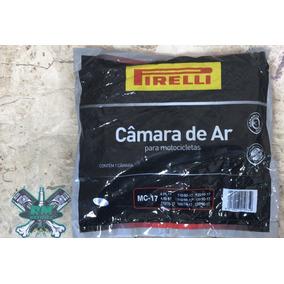 Camara De Ar / Pirelli / Aro 17- Bros 125/150/nx 400/xt 660