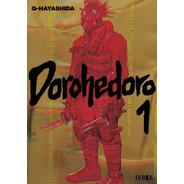 Dorohedoro 01 - Manga  - Ivrea