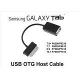 Cabo Adaptador Usb Otg Host Tablet Samsung Galaxy Tab Note !