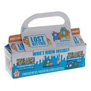 Kit Com 3 Lost Kitties Surpresa Hasbro Massinha