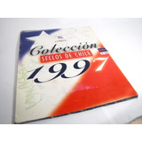 Sellos Postales Chile 1997. Carpeta