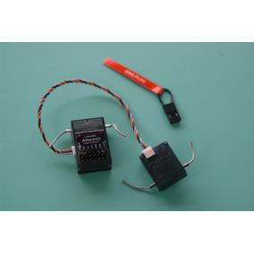 Receptor Ar6200 Spektrum + Satelite + Bind Plug 6ch Dsm2