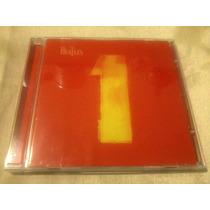 Cd - The Beatles - One 1 - Com Encarte Original - Lindo !!!!